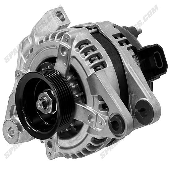 Picture of Denso 210-1114 Remanufactured Alternator