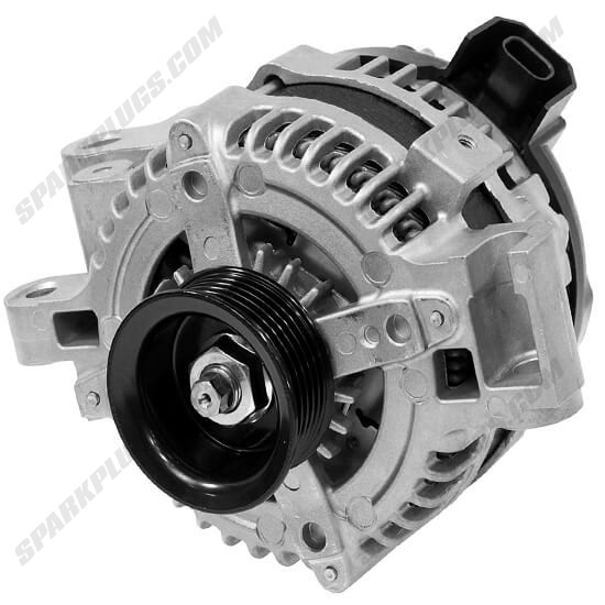Picture of Denso 210-1116 Remanufactured Alternator