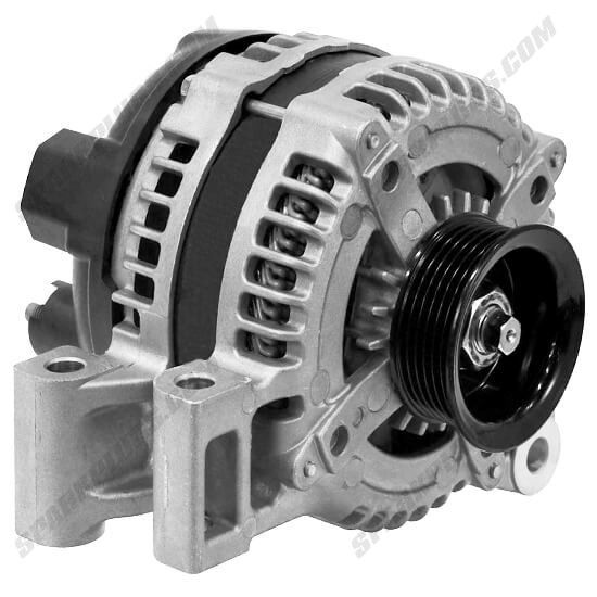 Picture of Denso 210-1117 Remanufactured Alternator