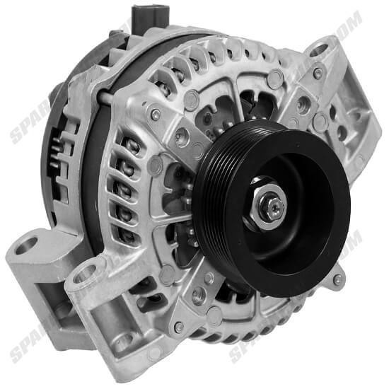Picture of Denso 210-1119 Remanufactured Alternator