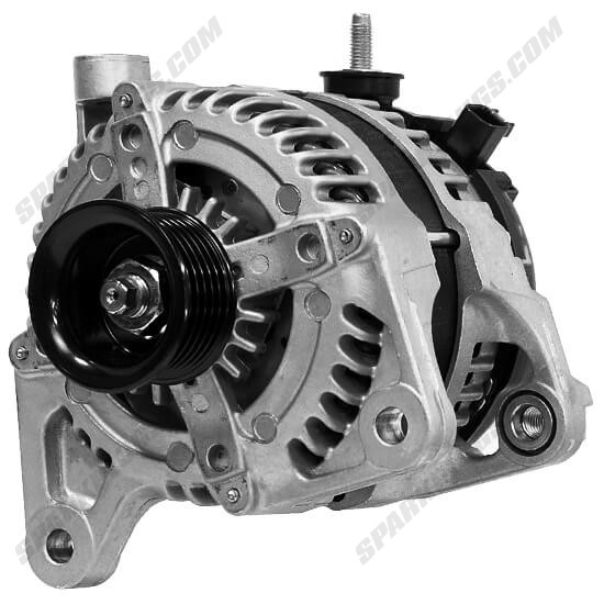 Picture of Denso 210-1124 Remanufactured Alternator