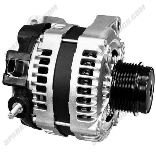 Picture of Denso 210-1136 Remanufactured Alternator