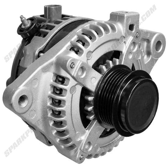 Picture of Denso 210-1158 Remanufactured Alternator