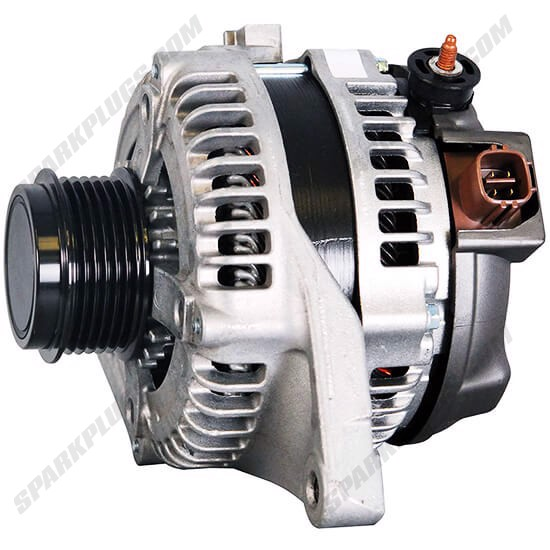 Picture of Denso 210-1160 Remanufactured Alternator