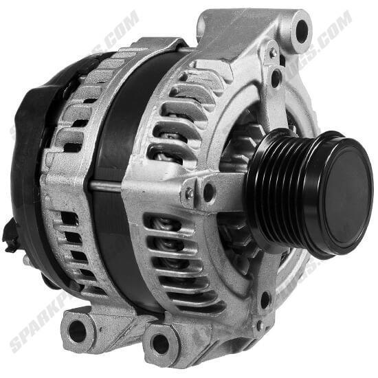Picture of Denso 210-1184 Remanufactured Alternator