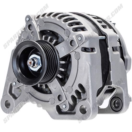 Picture of Denso 210-1196 Remanufactured Alternator