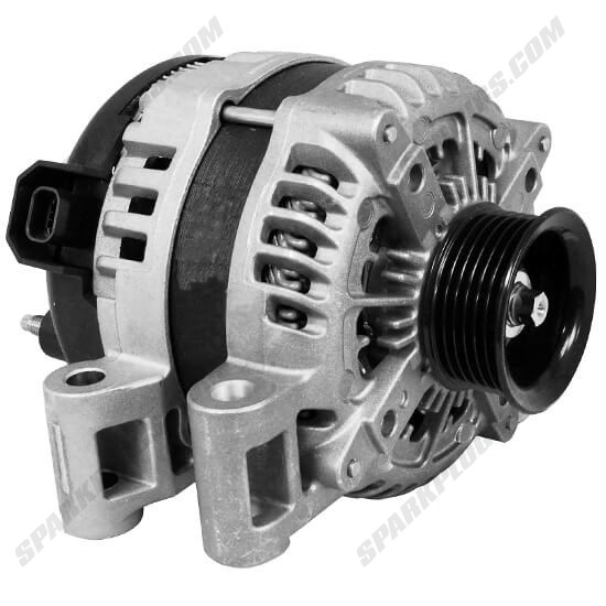 Picture of Denso 210-1202 Remanufactured Alternator