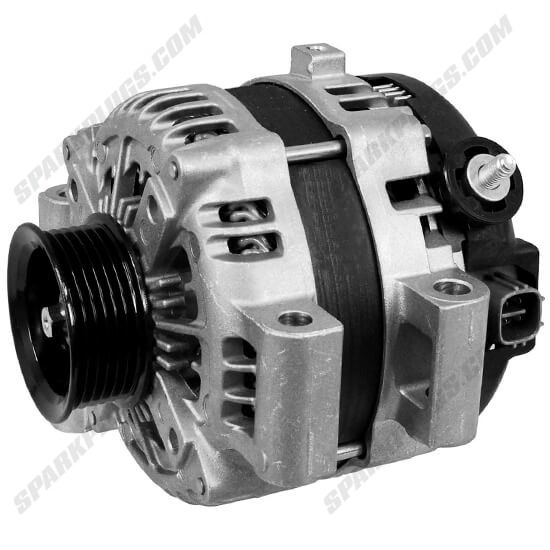 Picture of Denso 210-1203 Remanufactured Alternator