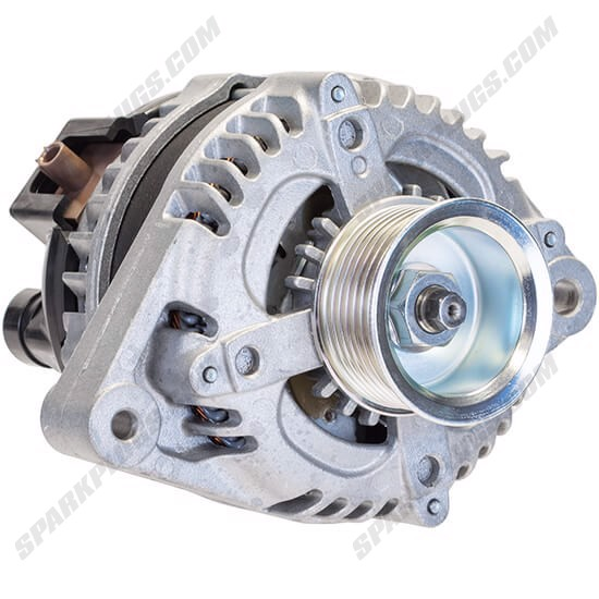 Picture of Denso 210-1205 Remanufactured Alternator