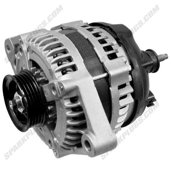 Picture of Denso 210-1207 Remanufactured Alternator