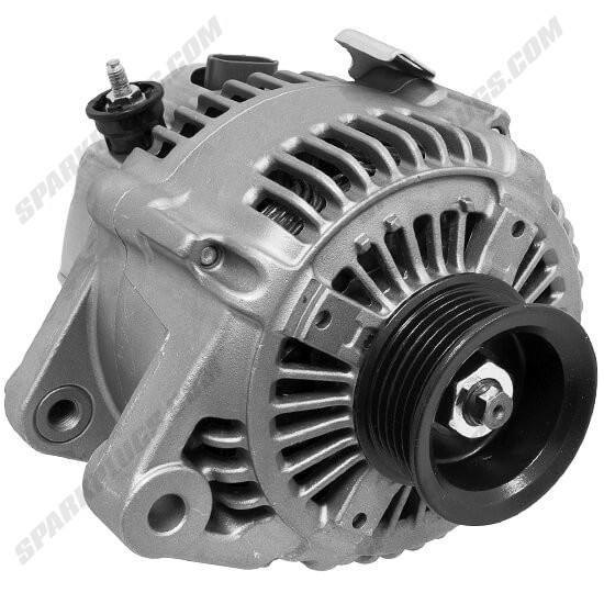 Picture of Denso 210-1214 Remanufactured Alternator