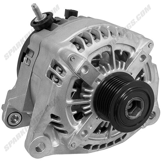 Picture of Denso 210-1223 Remanufactured Alternator