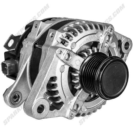 Picture of Denso 210-1235 Remanufactured Alternator