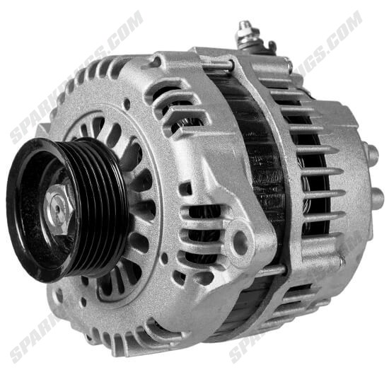 Picture of Denso 210-3102 Remanufactured Alternator