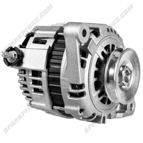 Picture of Denso 210-3118 Remanufactured Alternator