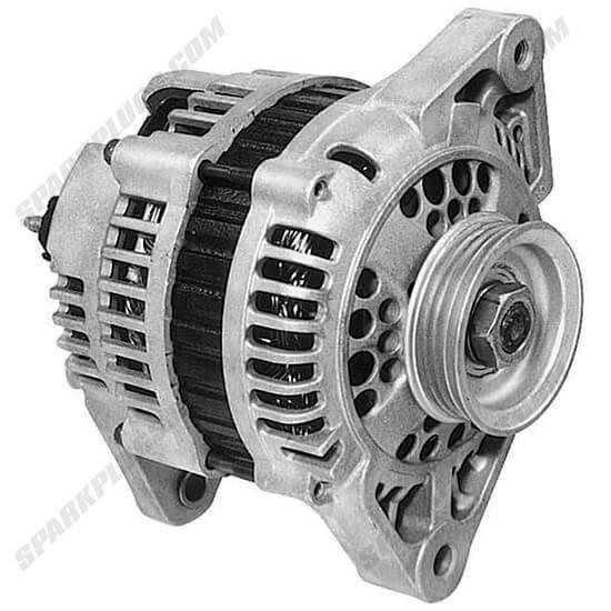 Picture of Denso 210-3121 Remanufactured Alternator