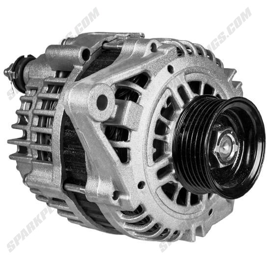 Picture of Denso 210-3127 Remanufactured Alternator