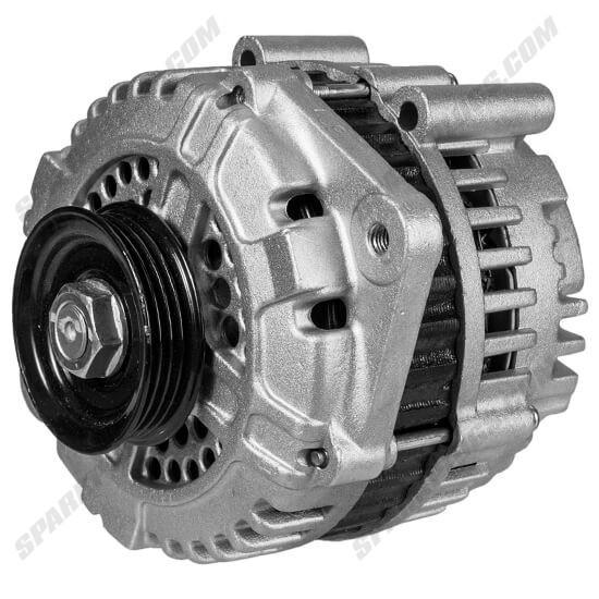 Picture of Denso 210-3129 Remanufactured Alternator