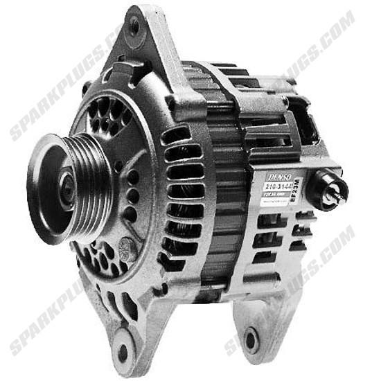 Picture of Denso 210-3144 Remanufactured Alternator