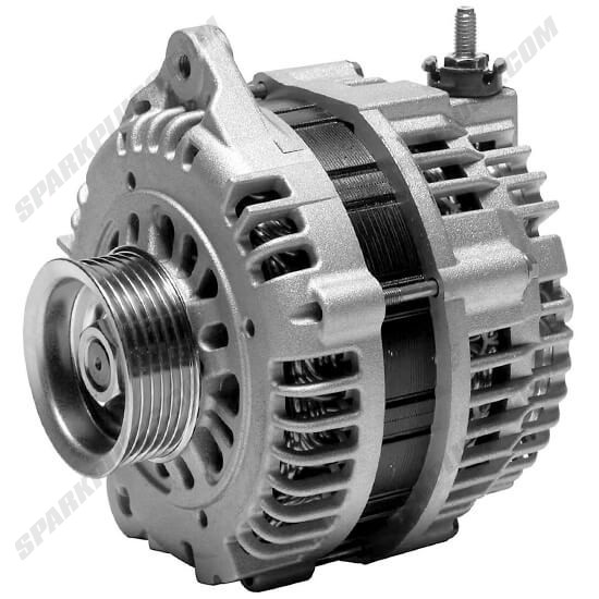 Picture of Denso 210-3152 Remanufactured Alternator