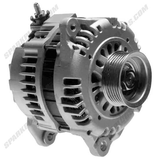 Picture of Denso 210-3153 Remanufactured Alternator
