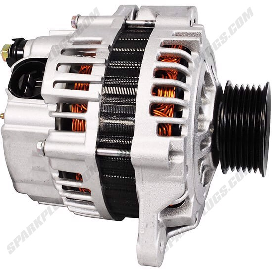 Picture of Denso 210-3166 Remanufactured Alternator