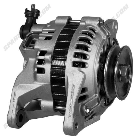 Picture of Denso 210-4100 Remanufactured Alternator