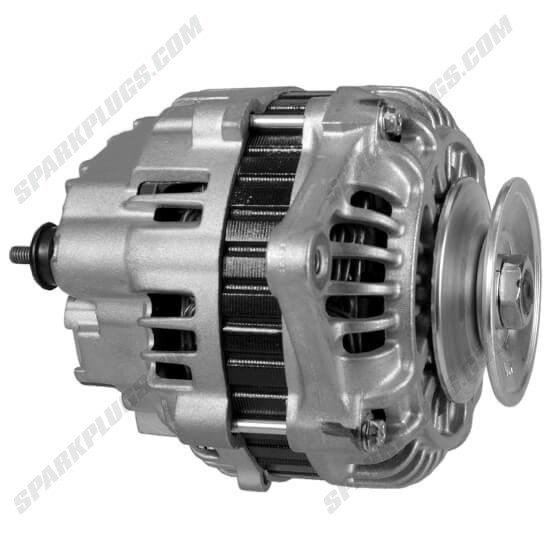 Picture of Denso 210-4105 Remanufactured Alternator