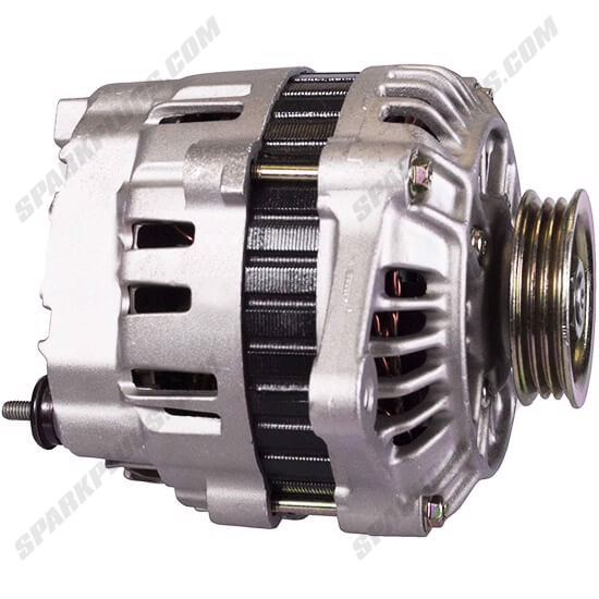 Picture of Denso 210-4108 Remanufactured Alternator