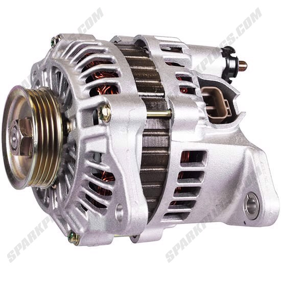 Picture of Denso 210-4110 Remanufactured Alternator