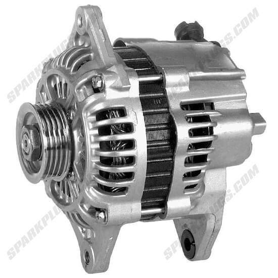 Picture of Denso 210-4112 Remanufactured Alternator