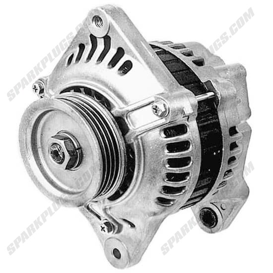 Picture of Denso 210-4115 Remanufactured Alternator