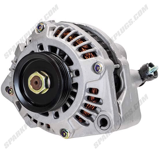Picture of Denso 210-4124 Remanufactured Alternator