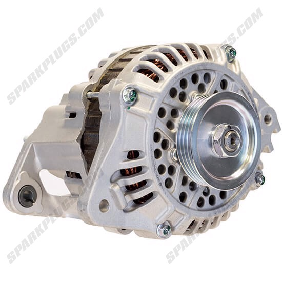 Picture of Denso 210-4126 Remanufactured Alternator