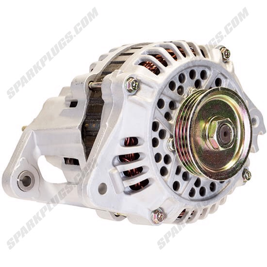 Picture of Denso 210-4127 Remanufactured Alternator