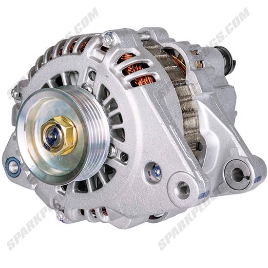 Picture of Denso 210-4129 Remanufactured Alternator