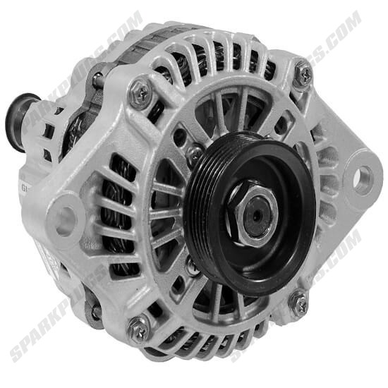 Picture of Denso 210-4136 Remanufactured Alternator