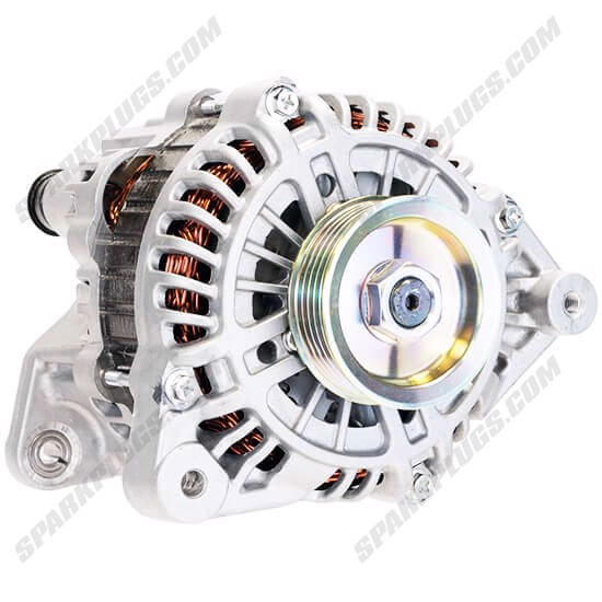 Picture of Denso 210-4144 Remanufactured Alternator