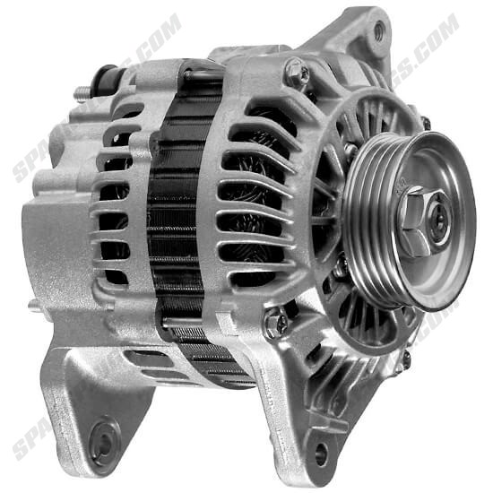 Picture of Denso 210-4152 Remanufactured Alternator
