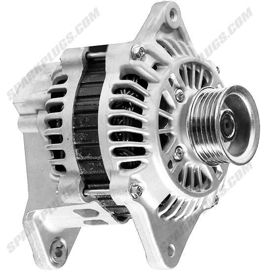 Picture of Denso 210-4153 Remanufactured Alternator