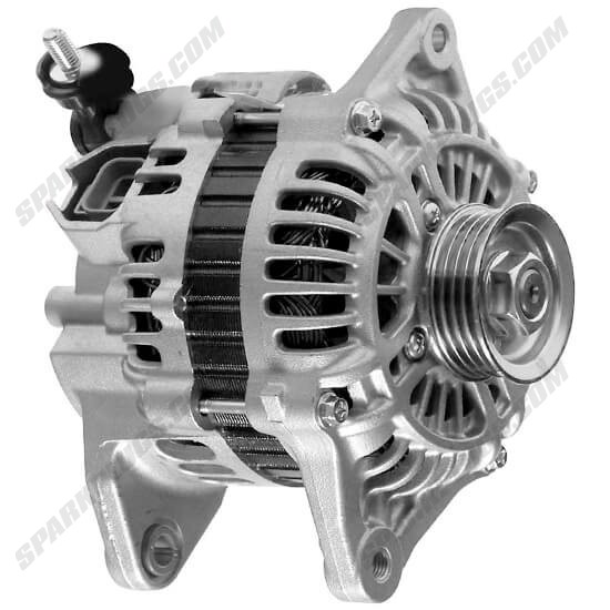 Picture of Denso 210-4154 Remanufactured Alternator