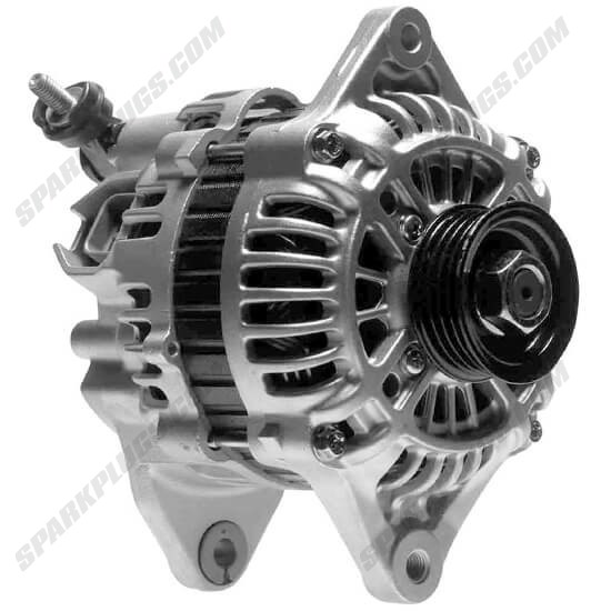 Picture of Denso 210-4161 Remanufactured Alternator