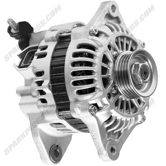 Picture of Denso 210-4162 Remanufactured Alternator