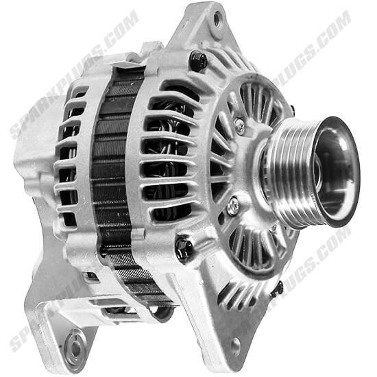 Picture of Denso 210-4170 Remanufactured Alternator
