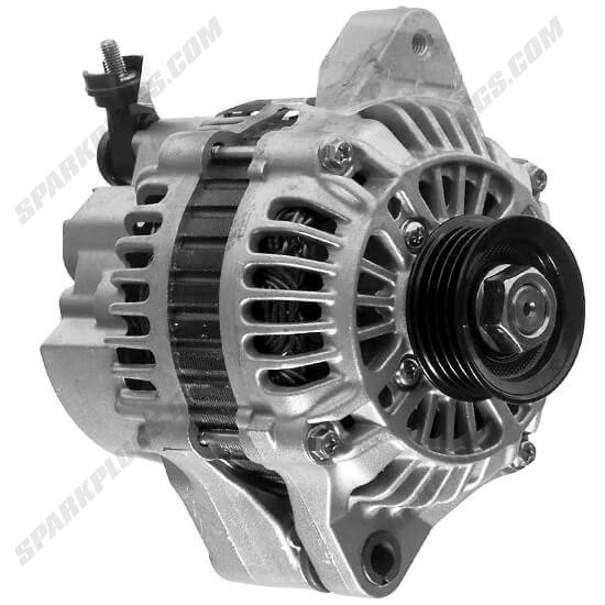 Picture of Denso 210-4191 Remanufactured Alternator