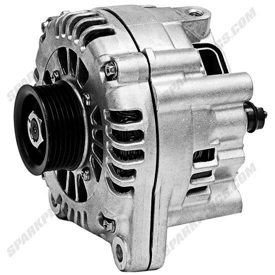 Picture of Denso 210-4261 Remanufactured Alternator