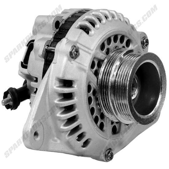 Picture of Denso 210-4290 Remanufactured Alternator