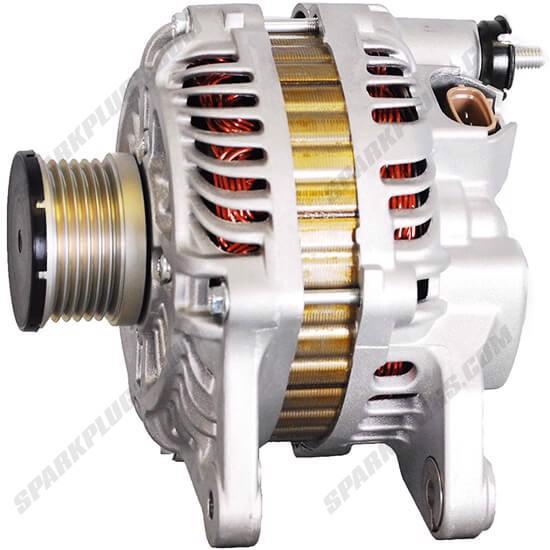 Picture of Denso 210-4300 Remanufactured Alternator