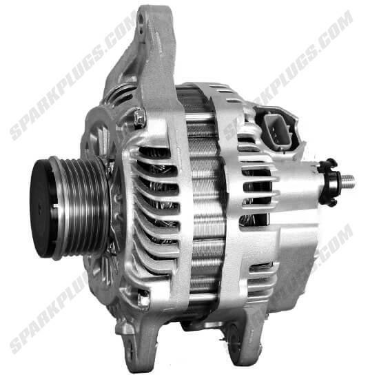 Picture of Denso 210-4306 Remanufactured Alternator