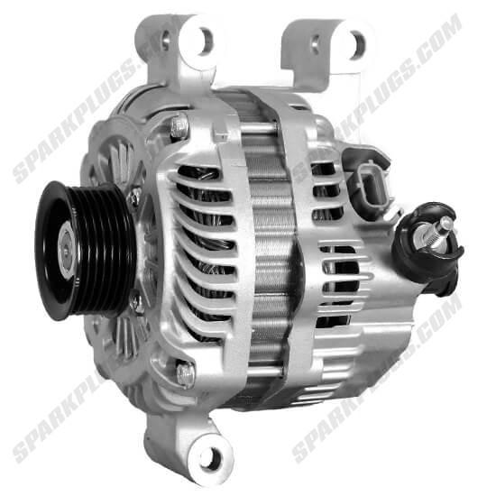Picture of Denso 210-4307 Remanufactured Alternator